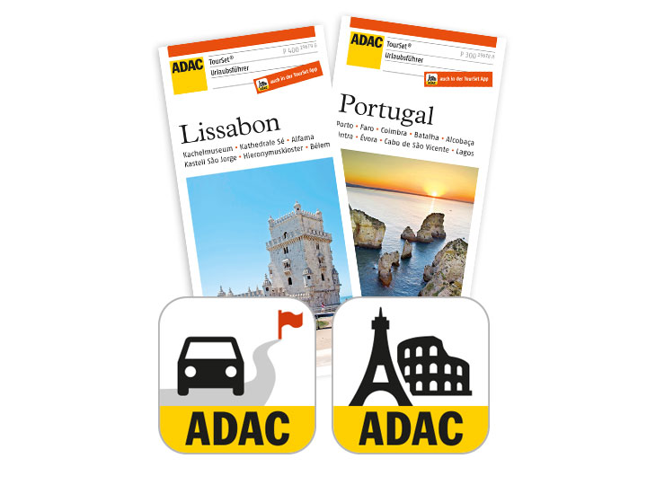 Algarve Portugal ADAC TourSet